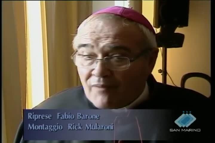 Il Vescovo Luigi Negri dai Reggenti
