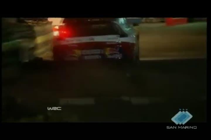 Rally Galles: Sebastian Loeb al comando. In gara anche Alex Raschi