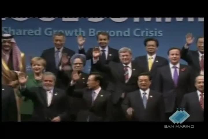 Conclusi i lavori del G20: la ripresa c'é ma restano i rischi