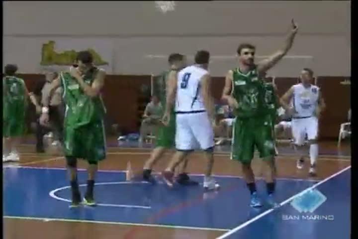 Basket, ritorno alla vittoria per la Dado San Marino