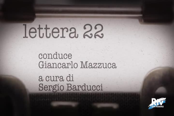 Lettera 22: Pupi Avati - 3^ parte