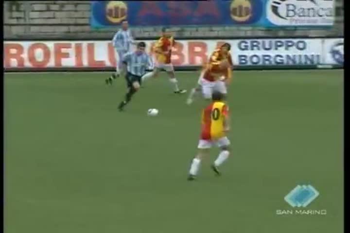 San Marino-Poggibonsi 0-1