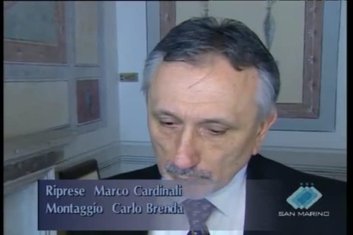 """Pasquale Valentini: """"L'Italia non può fare crollare il nostro Paese"""""""