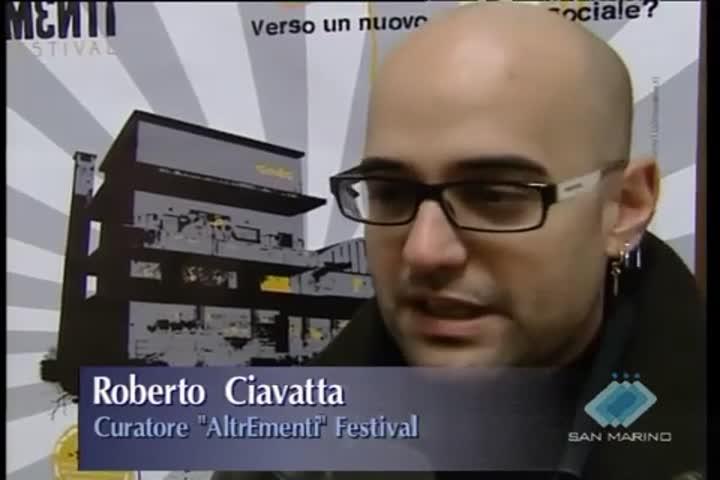 """A Domagnano """"AltreMenti"""" Festival"""