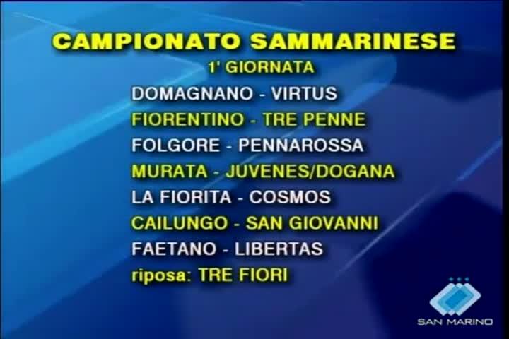 Calendario Campionato & Coppa