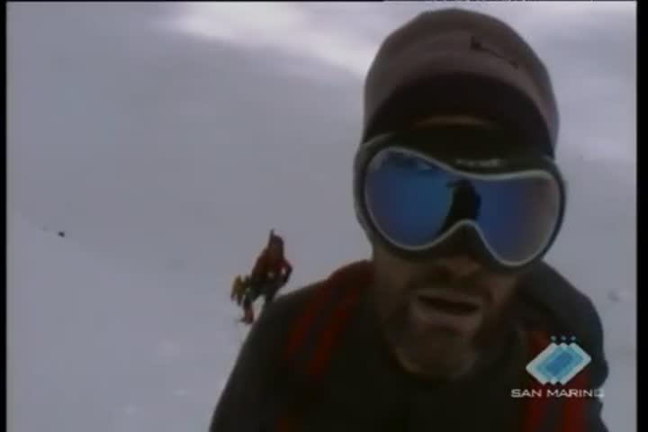 In esclusiva le immagini della spedizione dei Pazzaglia sulle cima più alta del mondo
