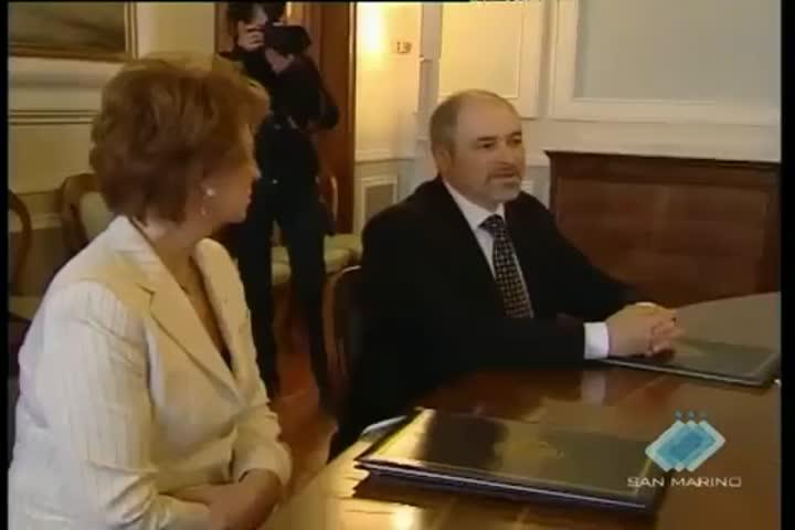Expò 2015: il Segretario Berardi e la Moratti firmano dichiarazione congiunta