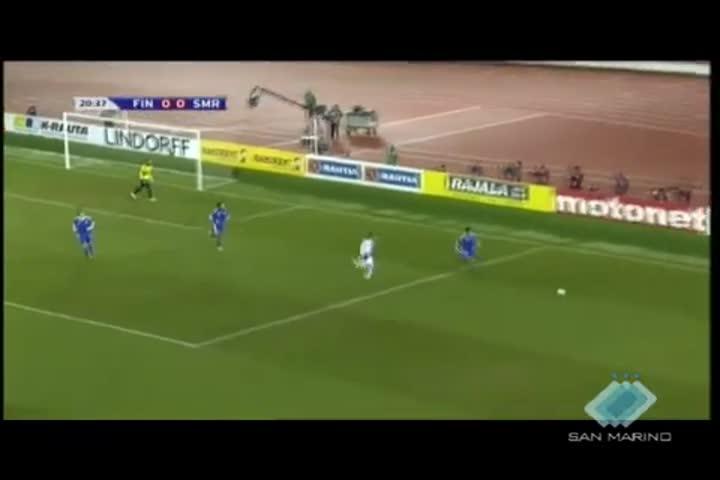 Finlandia-San Marino 8-0