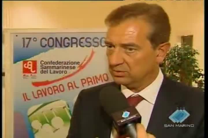"""""""Il lavoro al primo posto"""", intervista al Segretario Gian Marco Marcucci"""