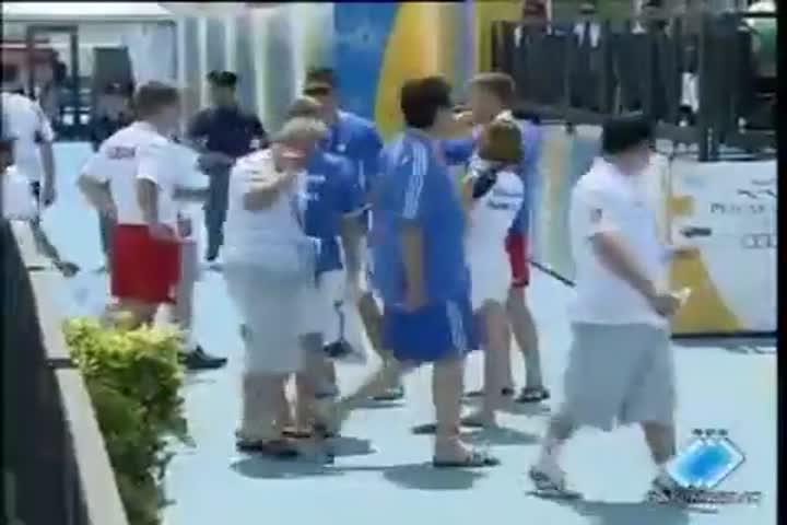 Pescara: gare nuoto