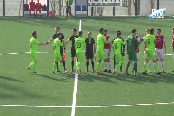Campionato 2018/2019: Pennarossa - Libertas 1-3