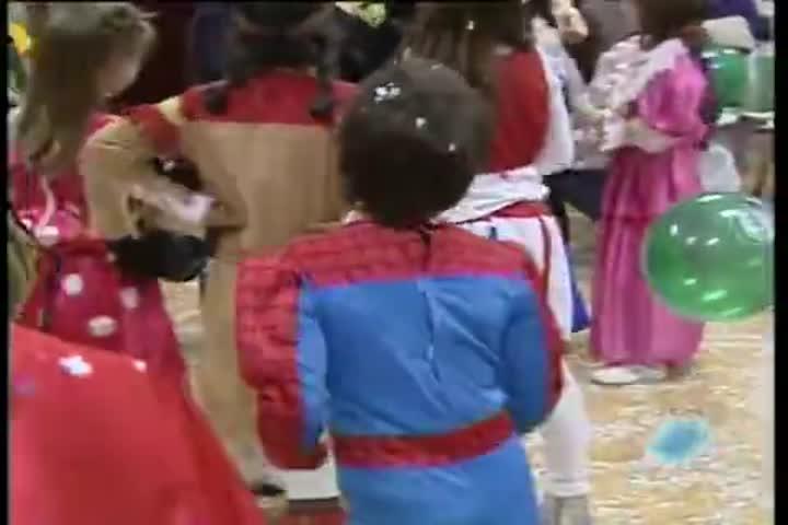 Ultimo giorno di Carnevale. A festeggiare sono soprattutto i bambini