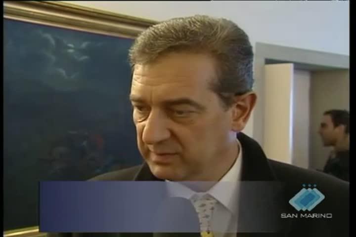 Congresso di Stato al lavoro - L'intervista al Segretario Gian Marco Marcucci