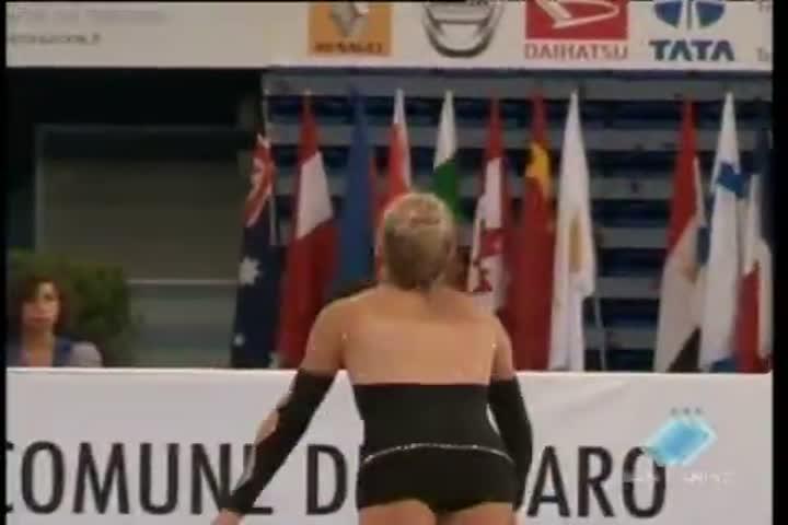 A Pesaro la Coppa del Mondo di Ginnastica