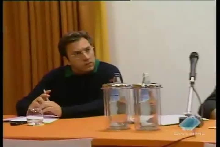 Pasquale Valentini alla Segreteria finanze