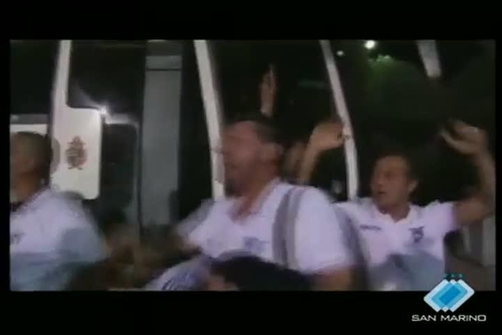 Festa grande a Bologna per la vittoria in campionato di baseball