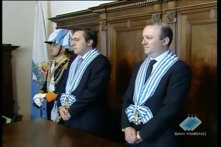 L'Ambasciatore del Principato di Andorra presenta le proprie credenziali