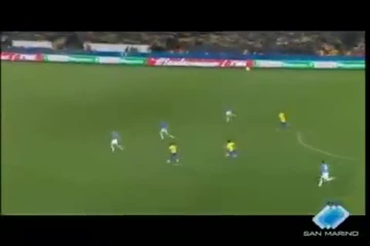 Brasile batte Italia 3-0