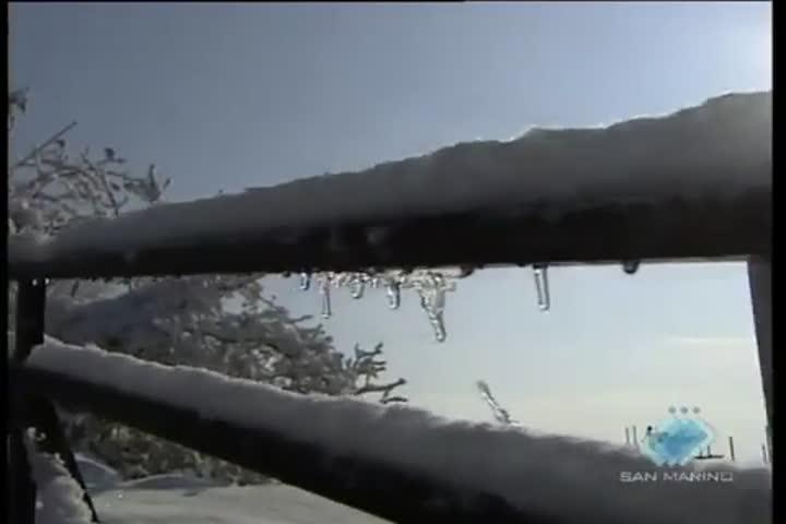 Nevicate a quote basse a San Marino e in tutto il centro Italia