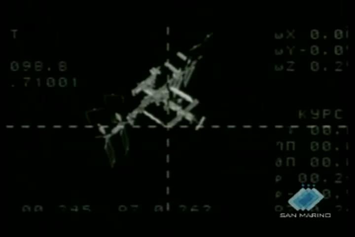E' cominciata bene la nuova sfida dell'astronauta Italiano Paolo Nespoli
