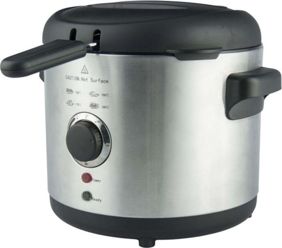 NIKAI DEEP FRYER WITH VDE PLUG