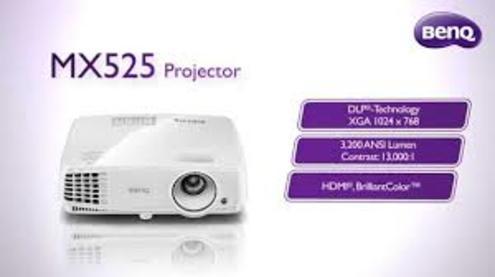 PROJECTOR BENQ -MX525