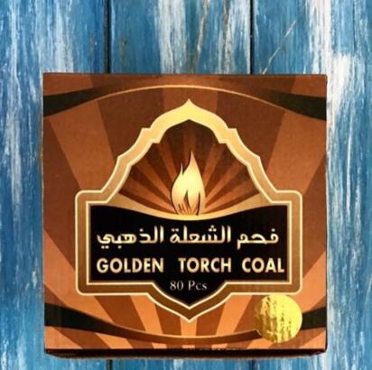 الفحم الذهبي