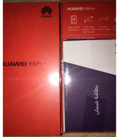 هواوي huawei Y6pro