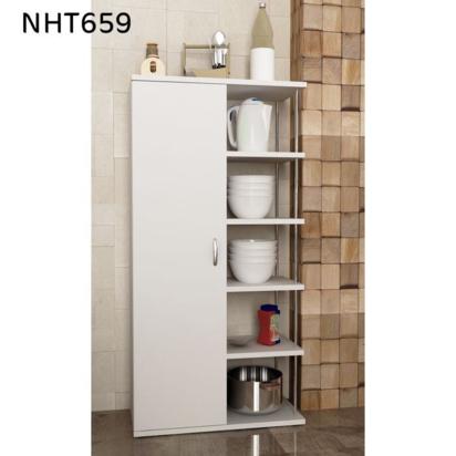 دولاب للاستخدامات المتعددة بوحدة تخزين مغلقة NHT659 رقم الموديل.
