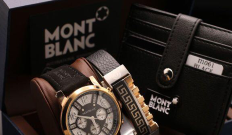 ساعات مونت بلاك