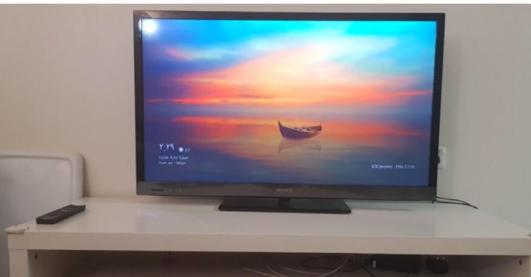 شاشة تلفزيون