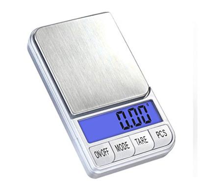 ميزان رقمي ذكي من تبسك بحمولة قصوى 500 جم / 0.01 جرام