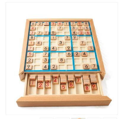 لعبة السودوكو للذكاء