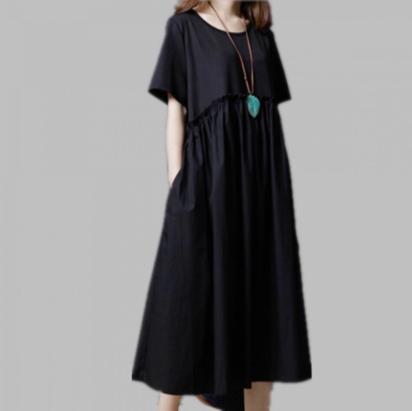 فستان فضفاض للمرأة