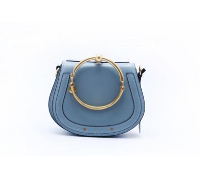 حقيبة لوميدس ميتاليك أزرق
