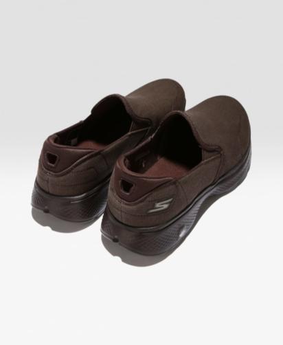 حذاء سكيتشرز جو ووك فور سيركيت بني غامق