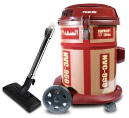 NIKAI DRY VACUUM CLEANER DRUM TYPE