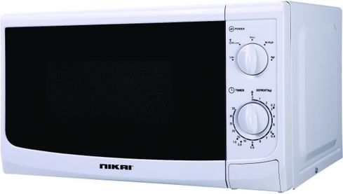 NIKAI MICROWAVE OVEN 20LTR MANUAL