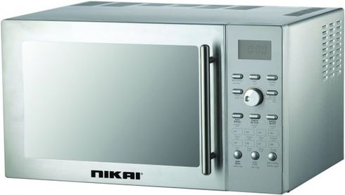 NIKAI MICROWAVE OVEN 21L DIGITAL WITH GRILL