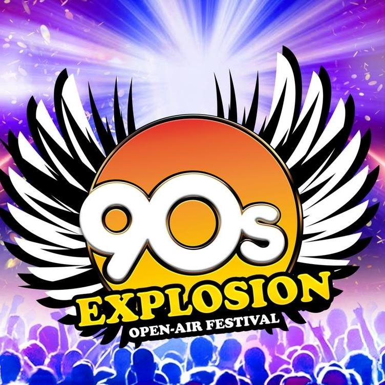 Vstupenky na 90s EXPLOSION OPEN-AIR FESTIVAL