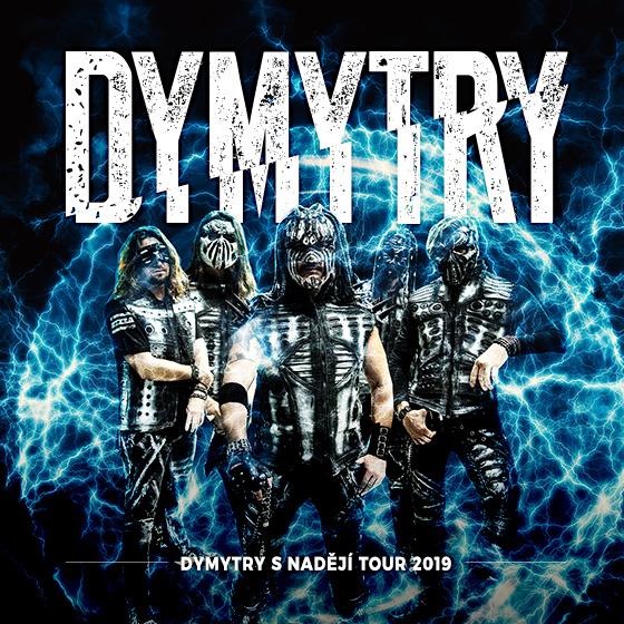 Dymytry<BR>S nadějí tour 2019