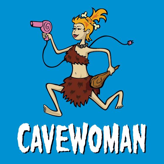 Cavewoman - Obhajoba jeskynní ženy