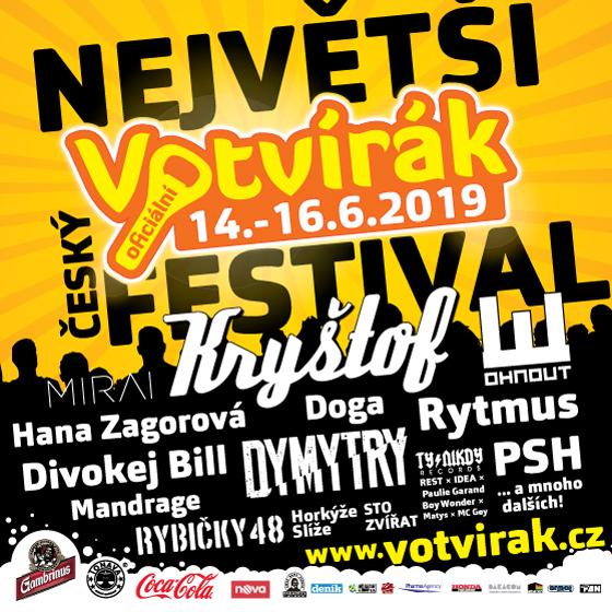 Festival Votvírák 2019