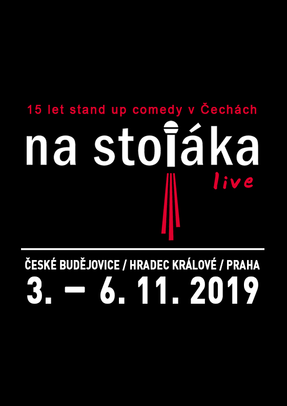 Stand Up Comedy show Na stojáka tickets