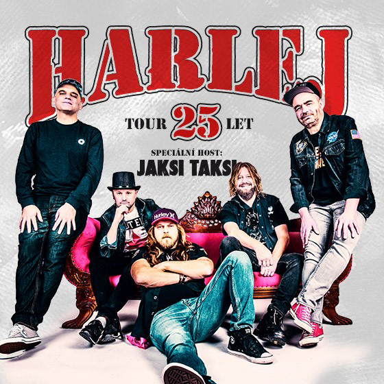 Harlej Tickets