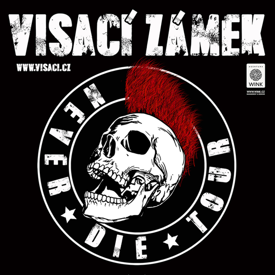 Buy tickets for the band Visací Zámek