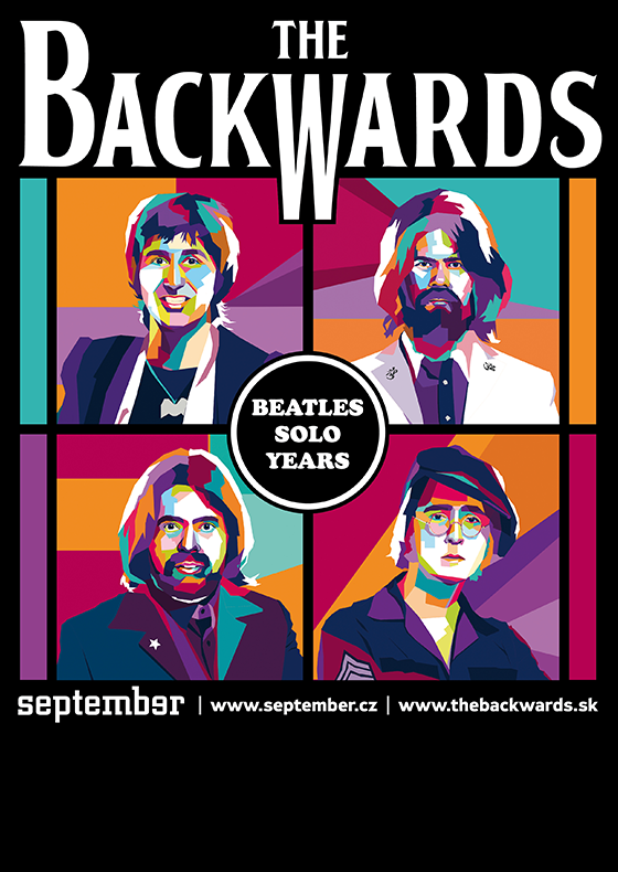 The Backwards<BR>World Beatles Show