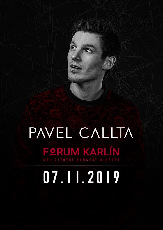PAVEL CALLTA - Můj životní koncert a křest