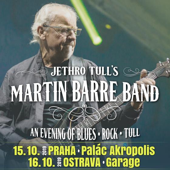 Jethro Tull Martin Barre Band Tickets