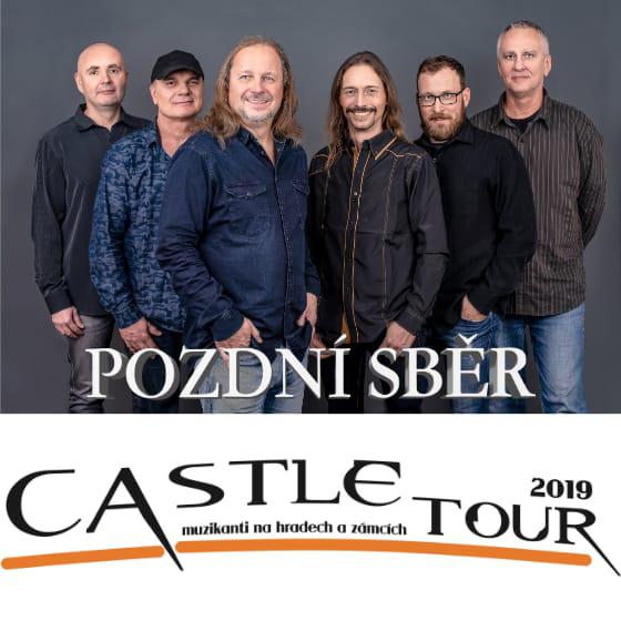 Pozdní sběr<BR>Castle Tour 2019